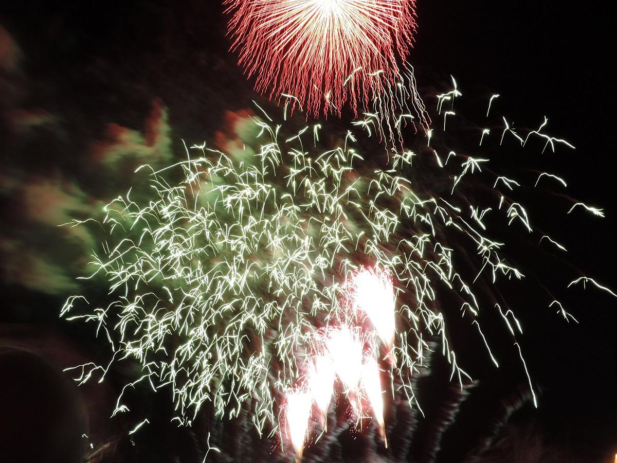 2016年8月20日 第26回赤川花火大会「紬~心 染む、しあわせ花火~」
