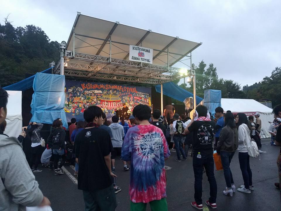 2016年10月8日 気仙沼サンマフェスティバル