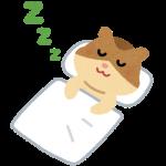 2020年9月10日 睡眠BBBBライフ