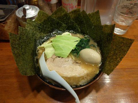 2017年3月9日 横浜豚骨醤油RA-MEN BIG ラーメンbig 仙台