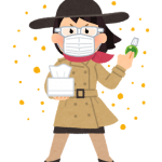 2017年3月28日 花粉症対策①アレグラ ※あと眼科のブラックジャック