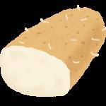 2017年3月28日 花粉症対策②ヤマノイモのシソ巻き上げ