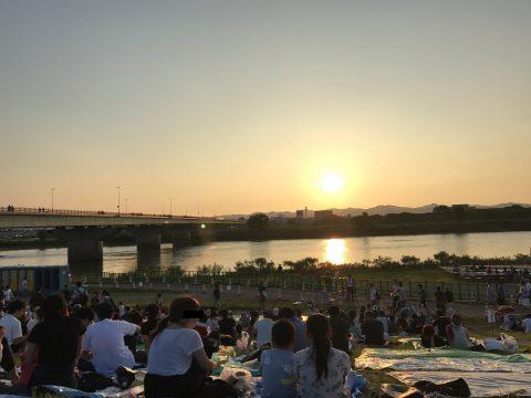 2017年8月2日 長岡花火大会 2017 ④花火鑑賞編