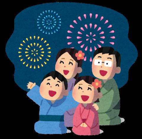 2018年8月19日 赤川花火大会は金を払わなきゃ楽しめない