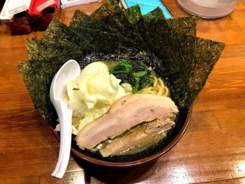 続・横浜豚骨醤油RA-MEN BIG ラーメンbig 仙台