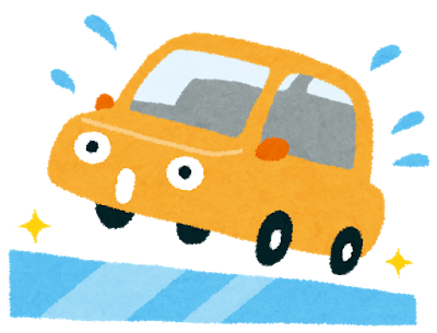 路面がツルツルで車が坂を上れなくなった時…
