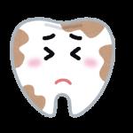 奥歯がへし折れたので歯医者さんに行ったの巻