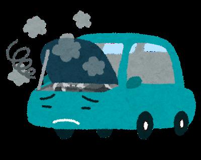 2020年6月5日 出かける途中で車が故障→廃車で、その日のうちに車を購入する地獄みたいな話① ア糞ダイレクトはやめとけ