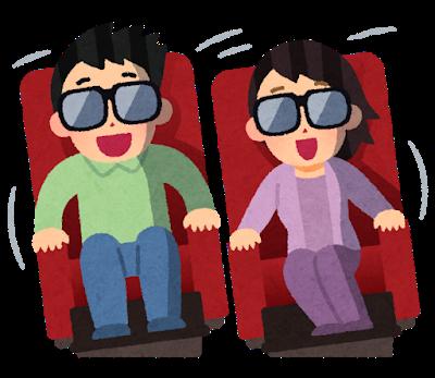 2020年10月22日 車で2時間かけて劇場版 Fate/stay night [Heaven's Feel] III. spring songを鑑賞しに行くが、4DXとかいう訳の分かんない席で体調悪くなって開始三分で退場した挙句、実家で親父にキレられた話