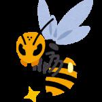 スズメバチを殺す!